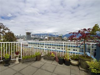 "Photo 10: 302 228 E 4TH Avenue in Vancouver: Mount Pleasant VE Condo for sale in ""Watershed/Mount Pleasant"" (Vancouver East)  : MLS®# V1031865"
