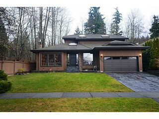 """Photo 1: 2012 MEADOWOOD PK in Burnaby: Forest Hills BN House for sale in """"FOREST HILLS"""" (Burnaby North)  : MLS®# V1044872"""