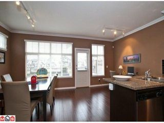 "Photo 5: 25 6785  193RD ST in Surrey: Clayton Townhouse for sale in ""Madrona"" (Cloverdale)  : MLS®# F1101562"