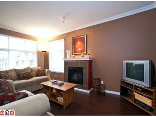 "Photo 3: 25 6785  193RD ST in Surrey: Clayton Townhouse for sale in ""Madrona"" (Cloverdale)  : MLS®# F1101562"