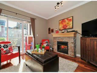 Photo 2: 152 15168 36TH Avenue in Surrey: Morgan Creek Townhouse for sale (South Surrey White Rock)  : MLS®# F1407698