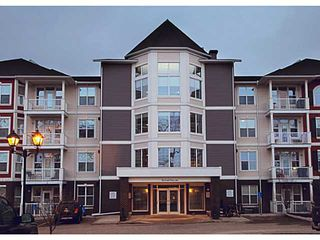 Photo 1: 303 1 Crystal Green Lane: Okotoks Condo for sale : MLS®# C3610459
