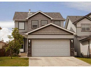 Photo 1: 73 CIMARRON Trail: Okotoks Residential Detached Single Family for sale : MLS®# C3619723