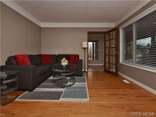 Photo 3: 1299 Camrose Cres in VICTORIA: SE Maplewood House for sale (Saanich East)  : MLS®# 693625