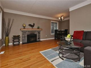 Photo 2: 1299 Camrose Cres in VICTORIA: SE Maplewood House for sale (Saanich East)  : MLS®# 693625