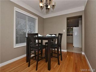 Photo 5: 1299 Camrose Cres in VICTORIA: SE Maplewood House for sale (Saanich East)  : MLS®# 693625