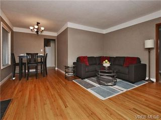 Photo 4: 1299 Camrose Cres in VICTORIA: SE Maplewood House for sale (Saanich East)  : MLS®# 693625