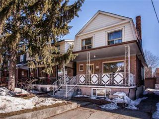 Photo 1: 163 Northcliffe Boulevard in Toronto: Oakwood-Vaughan House (2-Storey) for sale (Toronto C03)  : MLS®# C3138248