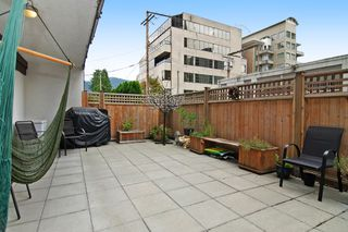"Photo 10: 101 1610 CHESTERFIELD Avenue in North Vancouver: Central Lonsdale Condo for sale in ""CANTERBURY HOUSE"" : MLS®# V1138448"