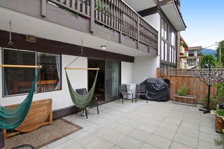 """Photo 11: 101 1610 CHESTERFIELD Avenue in North Vancouver: Central Lonsdale Condo for sale in """"CANTERBURY HOUSE"""" : MLS®# V1138448"""