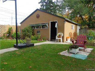 Photo 18: 528 Niagara Street in WINNIPEG: River Heights / Tuxedo / Linden Woods Residential for sale (South Winnipeg)  : MLS®# 1526616