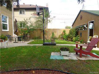 Photo 17: 528 Niagara Street in WINNIPEG: River Heights / Tuxedo / Linden Woods Residential for sale (South Winnipeg)  : MLS®# 1526616