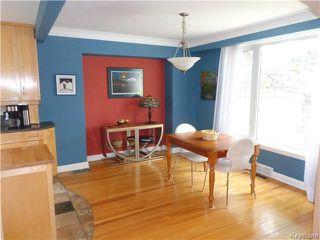 Photo 6: 528 Niagara Street in WINNIPEG: River Heights / Tuxedo / Linden Woods Residential for sale (South Winnipeg)  : MLS®# 1526616