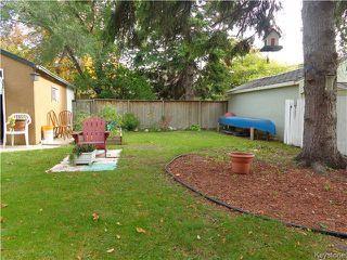 Photo 15: 528 Niagara Street in WINNIPEG: River Heights / Tuxedo / Linden Woods Residential for sale (South Winnipeg)  : MLS®# 1526616