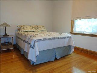 Photo 13: 528 Niagara Street in WINNIPEG: River Heights / Tuxedo / Linden Woods Residential for sale (South Winnipeg)  : MLS®# 1526616