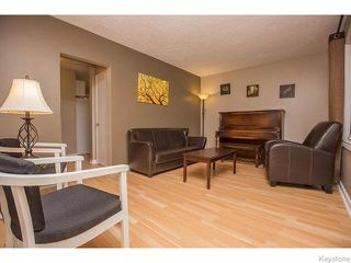 Photo 3: 965 Telfer Street in WINNIPEG: West End / Wolseley Residential for sale (West Winnipeg)  : MLS®# 1529015