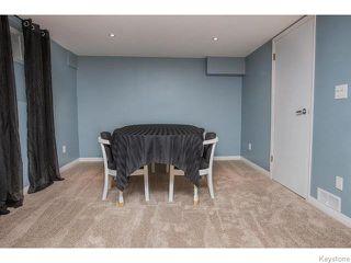 Photo 12: 965 Telfer Street in WINNIPEG: West End / Wolseley Residential for sale (West Winnipeg)  : MLS®# 1529015