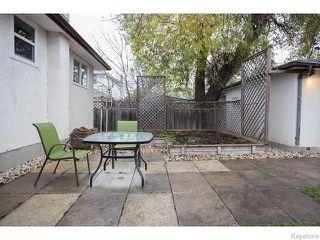 Photo 15: 965 Telfer Street in WINNIPEG: West End / Wolseley Residential for sale (West Winnipeg)  : MLS®# 1529015