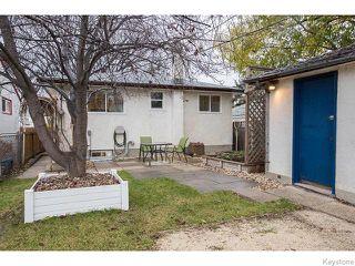 Photo 17: 965 Telfer Street in WINNIPEG: West End / Wolseley Residential for sale (West Winnipeg)  : MLS®# 1529015