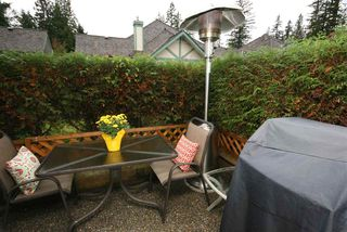 "Photo 10: 52 65 FOXWOOD Drive in Port Moody: Heritage Mountain Townhouse for sale in ""FOREST HILL"" : MLS®# R2012427"