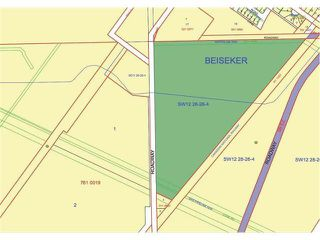 Main Photo: W4, R26, T28, Sec 12, SW Beiseker: Beiseker Land for sale : MLS®# C4051754