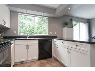 "Photo 5: 27 3087 IMMEL Street in Abbotsford: Central Abbotsford Townhouse for sale in ""Clayburn Estates"" : MLS®# R2065106"