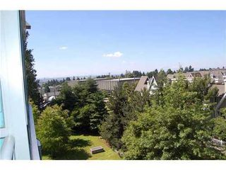 Photo 8: 502 6622 SOUTHOAKS Crescent: Highgate Home for sale ()  : MLS®# V901562