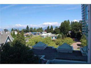 Photo 10: 502 6622 SOUTHOAKS Crescent: Highgate Home for sale ()  : MLS®# V901562