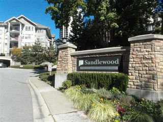 """Photo 2: 411 9233 GOVERNMENT Street in Burnaby: Government Road Condo for sale in """"Sandlewood"""" (Burnaby North)  : MLS®# R2101426"""