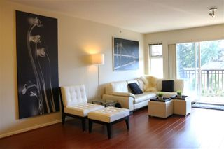 """Photo 1: 411 9233 GOVERNMENT Street in Burnaby: Government Road Condo for sale in """"Sandlewood"""" (Burnaby North)  : MLS®# R2101426"""
