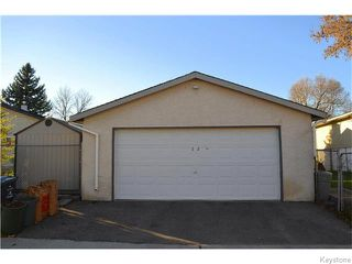 Photo 20: 22 Lakedale Place in Winnipeg: Waverley Heights Residential for sale (1L)  : MLS®# 1628614