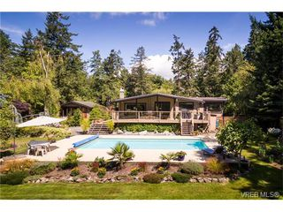 Photo 1: 707 Downey Road in NORTH SAANICH: NS Deep Cove Single Family Detached for sale (North Saanich)  : MLS®# 374322