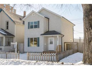 Photo 2: 480 Pritchard Avenue in Winnipeg: North End Residential for sale (4A)  : MLS®# 1704200