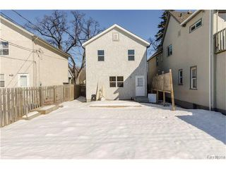 Photo 17: 480 Pritchard Avenue in Winnipeg: North End Residential for sale (4A)  : MLS®# 1704200