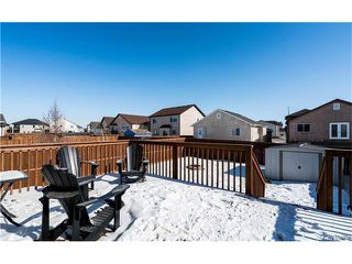 Photo 17: 7 Grassy Lake Drive in Winnipeg: South Pointe Residential for sale (1R)  : MLS®# 1705120