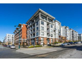 "Photo 1: 415 13733 107A Avenue in Surrey: Whalley Condo for sale in ""QUATTRO"" (North Surrey)  : MLS®# R2154205"