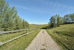 Photo 31: 33169 BIG HILL SPRINGS Road in Rural Rocky View County: Rural Rocky View MD House for sale : MLS®# C4110973