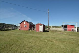 Photo 33: 33169 BIG HILL SPRINGS Road in Rural Rocky View County: Rural Rocky View MD House for sale : MLS®# C4110973
