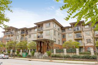 """Photo 1: 203 2346 MCALLISTER Avenue in Port Coquitlam: Central Pt Coquitlam Condo for sale in """"THE MAPLES AT CREEKSIDE"""" : MLS®# R2162658"""