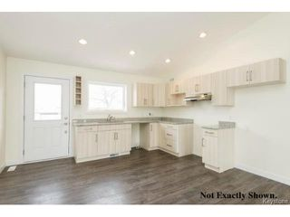 Photo 5: Brand-new home at 377 Berry Street in Winnipeg