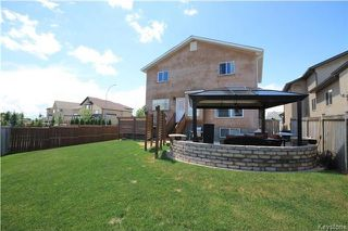 Photo 38: 43 Tamarisk Cove in Winnipeg: All Season Estates Residential for sale (3H)  : MLS®# 1715672