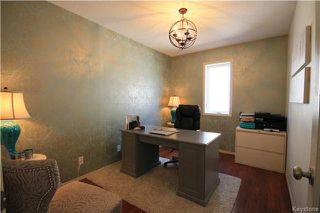 Photo 19: 43 Tamarisk Cove in Winnipeg: All Season Estates Residential for sale (3H)  : MLS®# 1715672