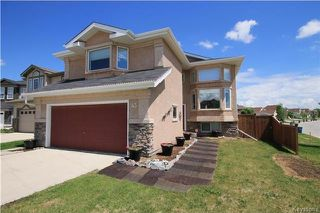 Photo 1: 43 Tamarisk Cove in Winnipeg: All Season Estates Residential for sale (3H)  : MLS®# 1715672