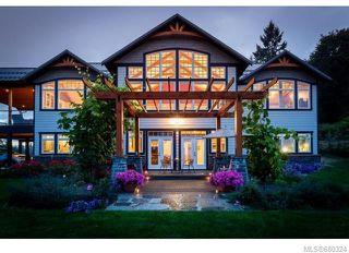 Photo 1: 765 Kilmalu Rd in : ML Mill Bay House for sale (Malahat & Area)  : MLS®# 680324