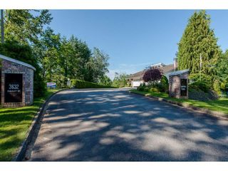 """Photo 1: 9 3632 BULKLEY Drive in Abbotsford: Abbotsford East Townhouse for sale in """"Laurentian Green"""" : MLS®# R2181106"""