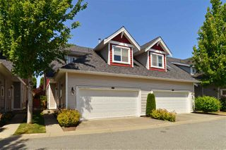 "Photo 1: 29 19977 71 Avenue in Langley: Willoughby Heights Townhouse for sale in ""Sandhill Village"" : MLS®# R2183449"
