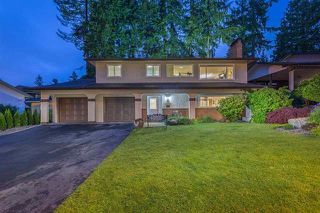 Main Photo: 2724 DAYBREAK Avenue in Coquitlam: Ranch Park House for sale : MLS®# R2202193