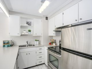 """Photo 5: 601 1445 MARPOLE Avenue in Vancouver: Fairview VW Condo for sale in """"HYCROFT TOWERS"""" (Vancouver West)  : MLS®# R2209267"""