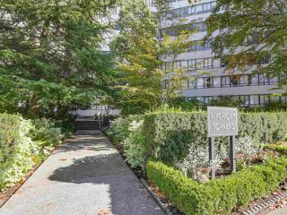 "Main Photo: 601 1445 MARPOLE Avenue in Vancouver: Fairview VW Condo for sale in ""HYCROFT TOWERS"" (Vancouver West)  : MLS®# R2209267"