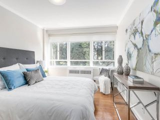 """Photo 15: 601 1445 MARPOLE Avenue in Vancouver: Fairview VW Condo for sale in """"HYCROFT TOWERS"""" (Vancouver West)  : MLS®# R2209267"""